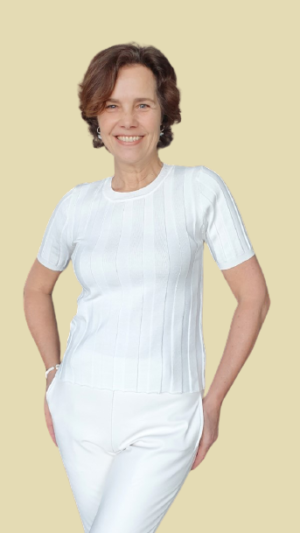 top viscose By Clara wit