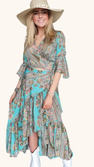 ibiza jurken