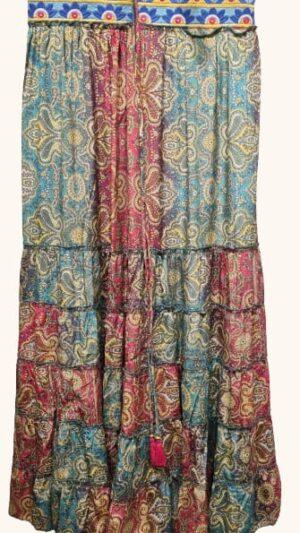 bohemian zijde rokken