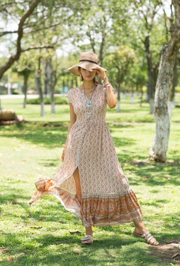 bohemian jurken