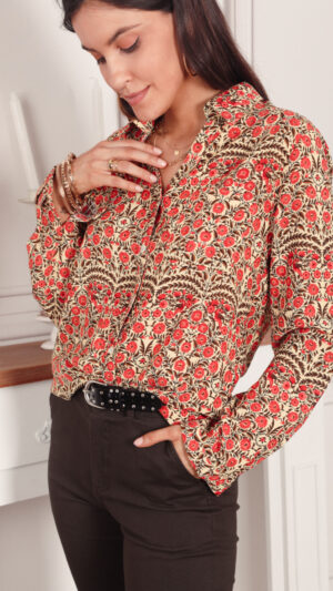 blouse vicose herfst collectie