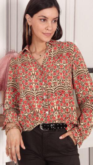 viscose blouse herfst